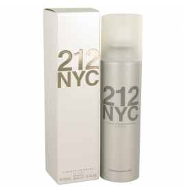 212 av Carolina Herrera Deodorant Spray 151 ml