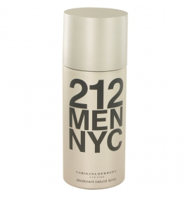 212 av Carolina Herrera Deodorant Spray 150 ml
