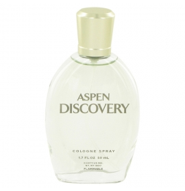 Aspen Discovery av Coty Cologne Spray (Ej i kartong) 50 ml