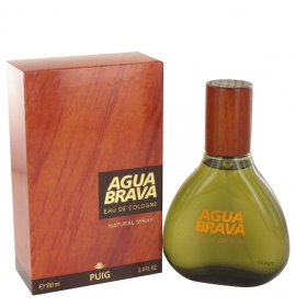 AGUA BRAVA av Antonio Puig Eau De Cologne Spray 100 ml