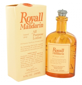 Royall Mandarin av Royall Fragrances All Purpose Lotion / Cologne 240 ml