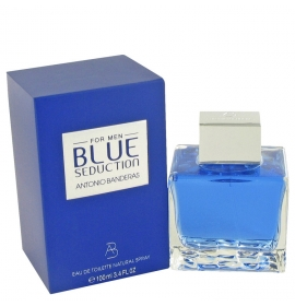Blue Seduction av Antonio Banderas EdT 100 ml