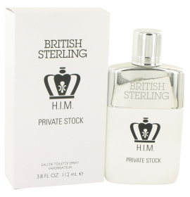 British Sterling Him Private Stock av Dana EdT 112 ml
