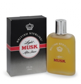 British Sterling Light Musk av Dana After Shave 60 ml