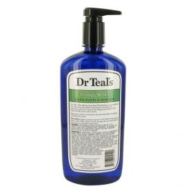 Dr Teal's Body Wash With Pure Epsom Salt av Dr Teal's Body Wash with pure epsom salt with eucalyptus & Spearmint 710 ml