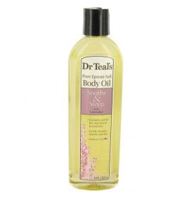 Dr Teal's Bath Oil Sooth & Sleep with Lavender av Dr Teal's Pure Epsom Salt Body Oil Sooth & Sleep with Lavender 260 ml