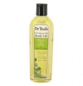 Dr Teal's Bath Additive Eucalyptus Oil av Dr Teal's Pure Epson Salt Body Oil Relax & Relief with Eucalyptus & Spearmint 260 ml