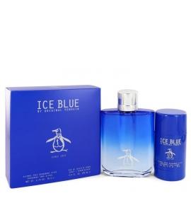 Original Penguin Ice Blue av Original Penguin Gift Set -- 100 ml EdT + 2.75 oz Deodorant Stick